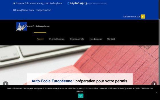 Auto-école - Bruxelles