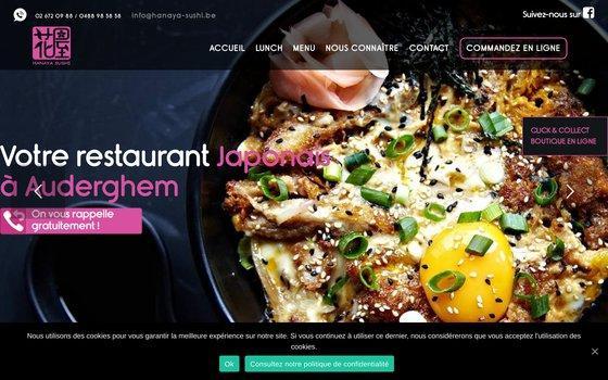 Restaurant et traiteur japonais - Auderghem