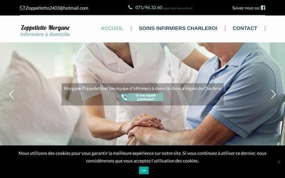 Infirmière à Domicile - Charleroi